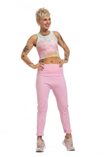puravida teplaky bohyne sweet pink 01