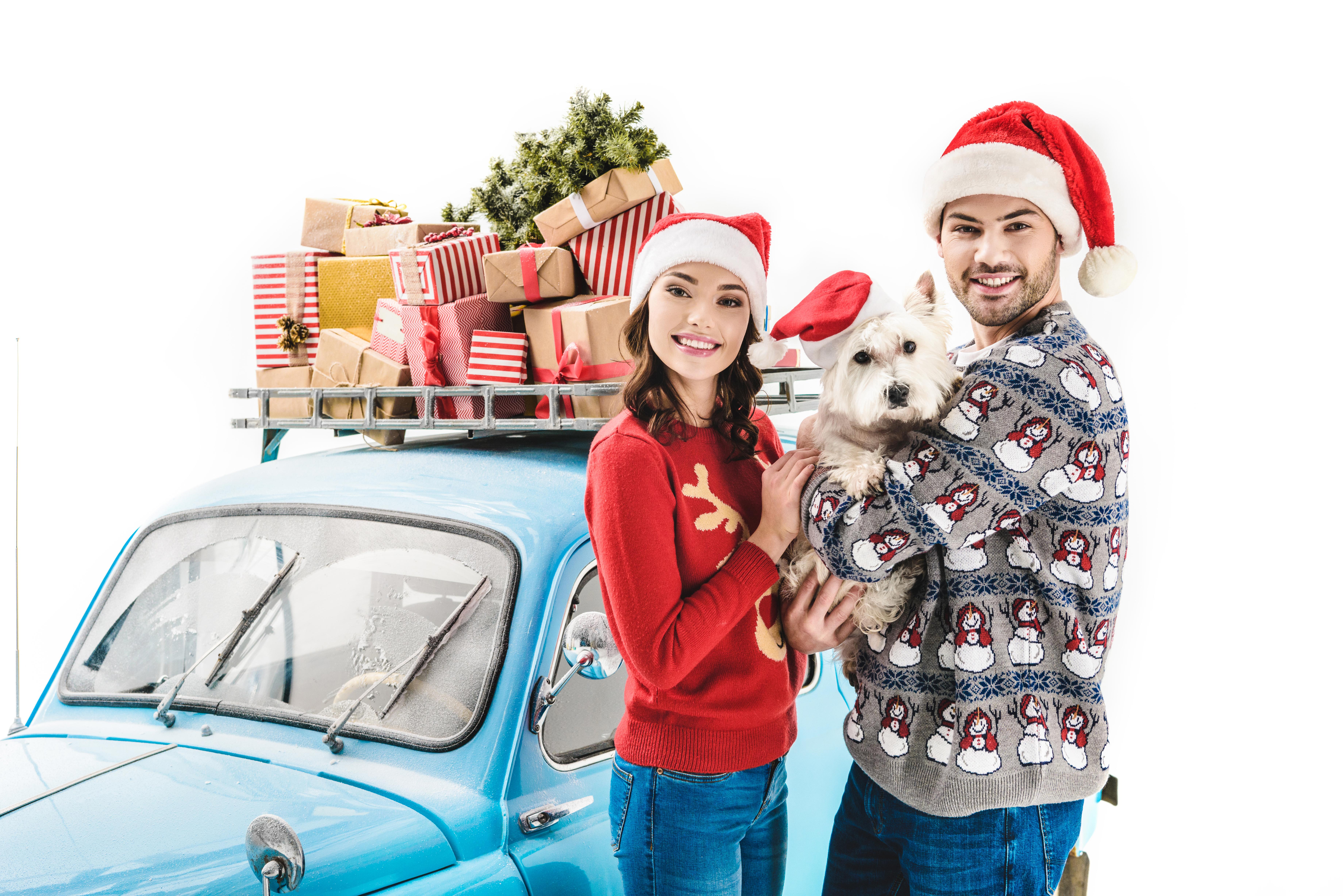 Darujte vánoční balíček plný zdravých věcí!