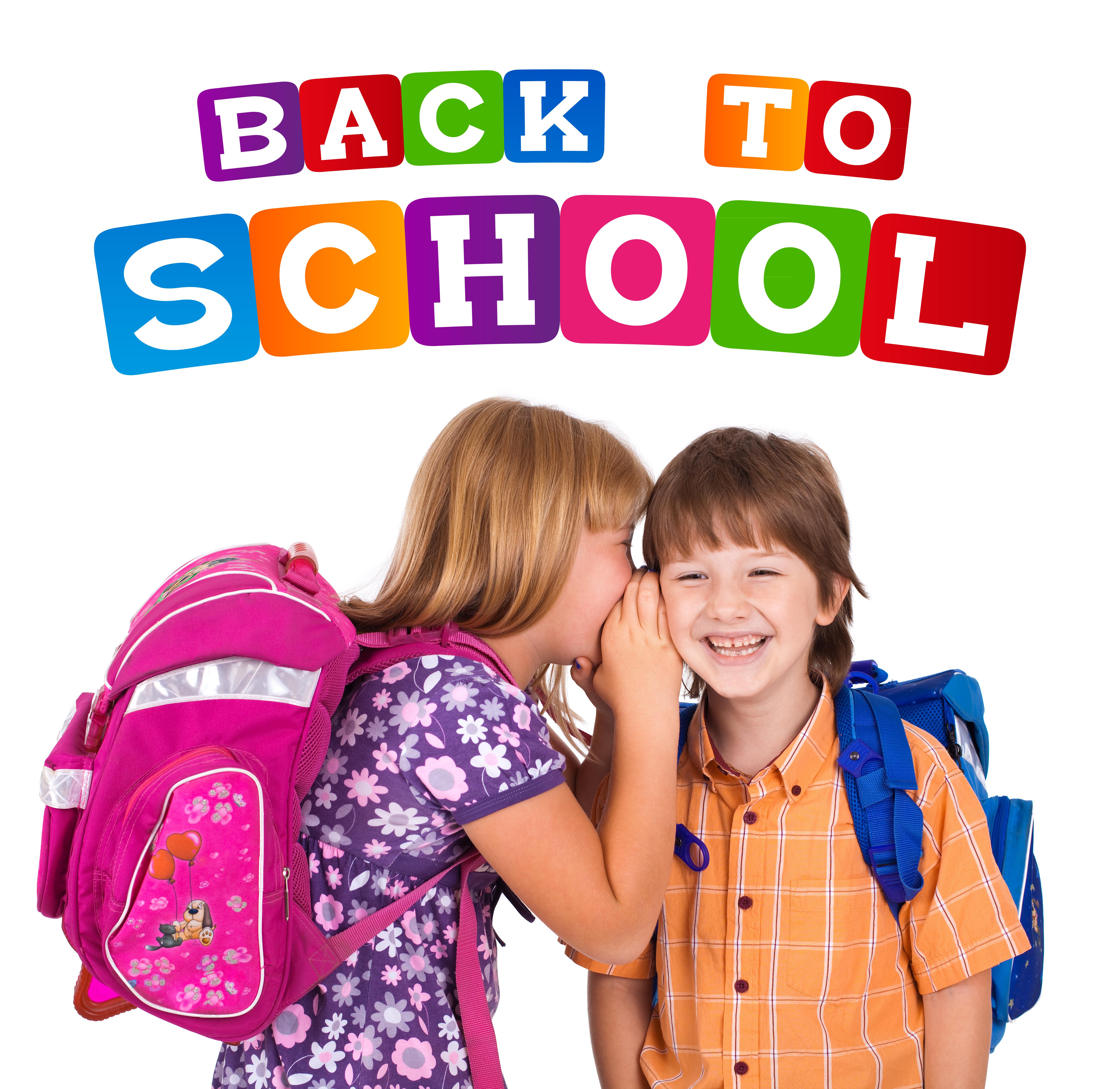 Do školy, školky bezpečně se silnou imunitou