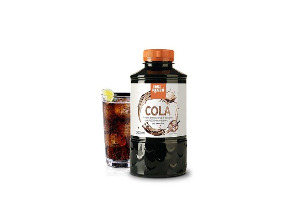 imuregen napoj cola