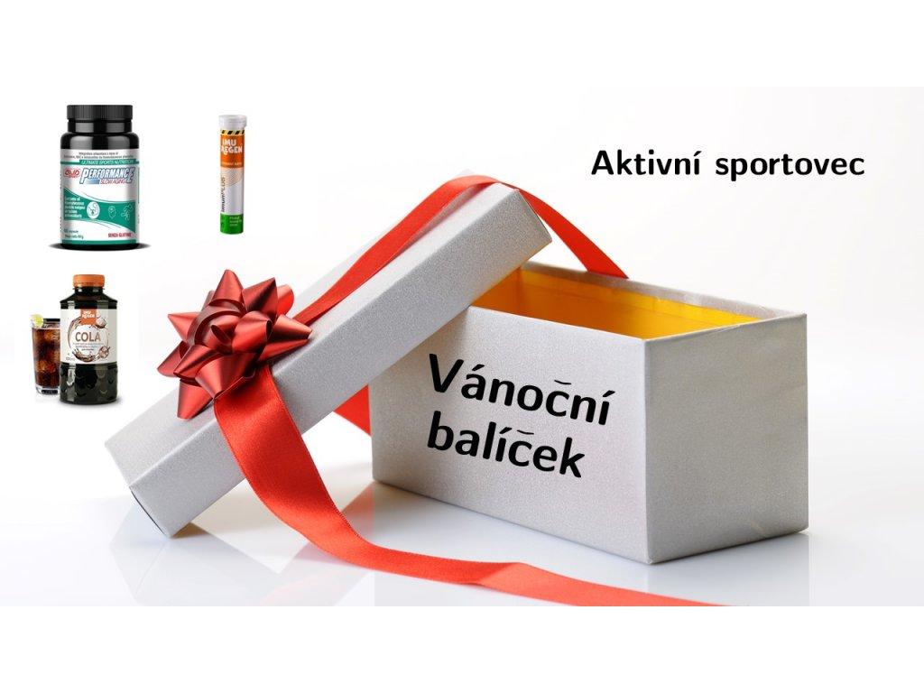 Vánoční balíček aktivní sportovec