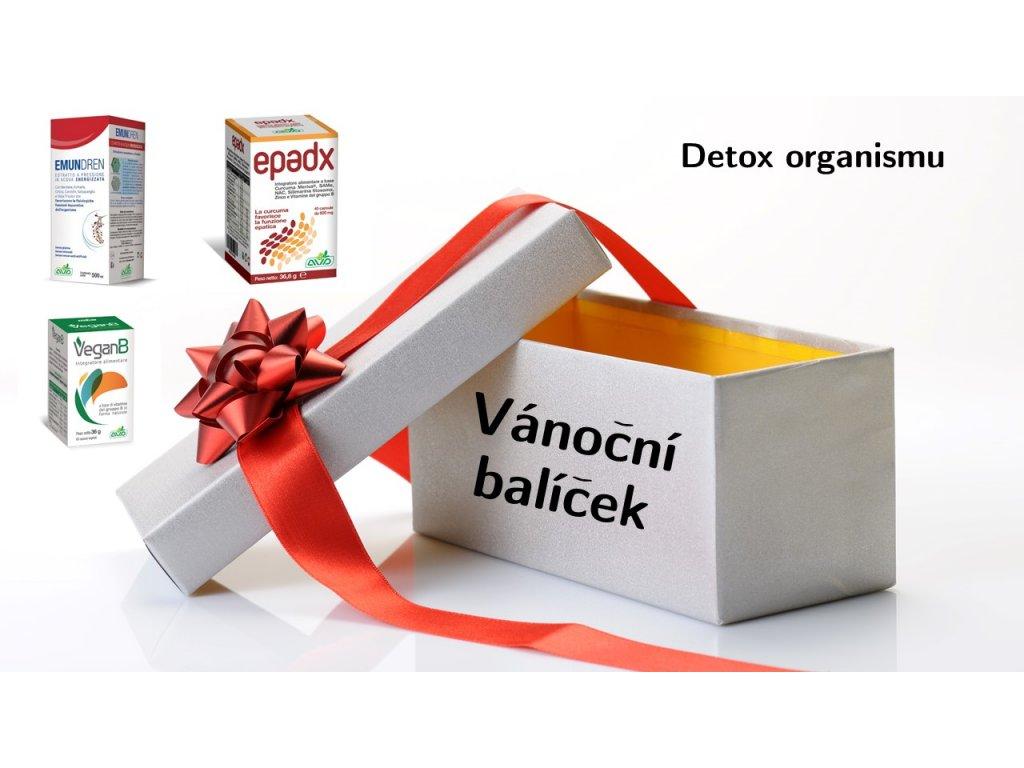 Vánoční balíček detox organismus