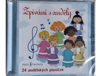 CD Zpívání s anděly PhDr. Miroslava Mašková
