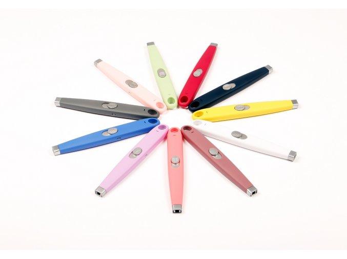 Barevné USB plazmové zapalovače PureFlame