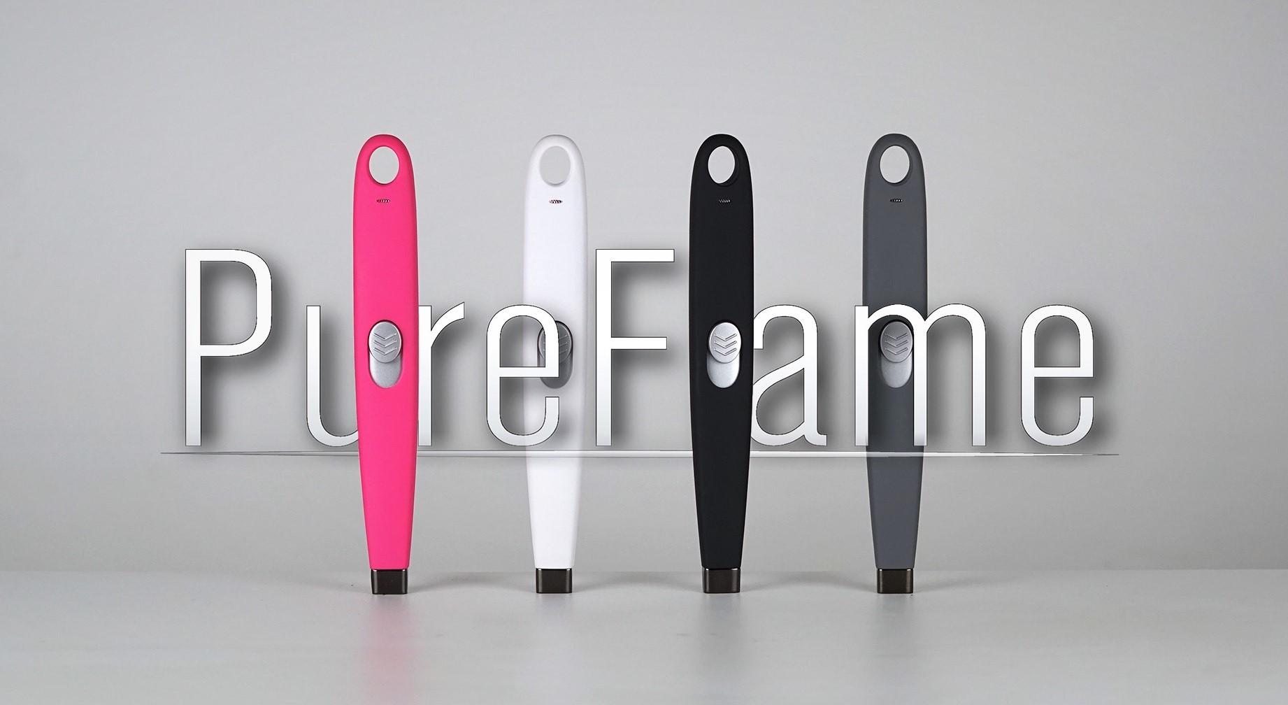 PureFlame predstavenie farebných variantov