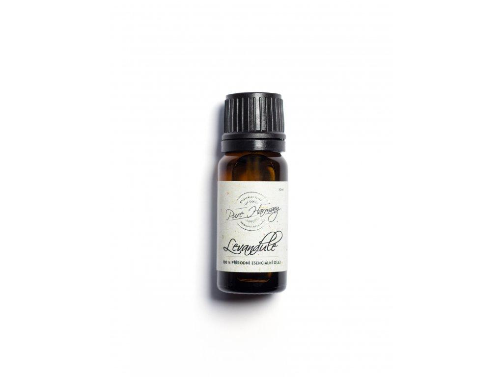 Levandule esenciální olej