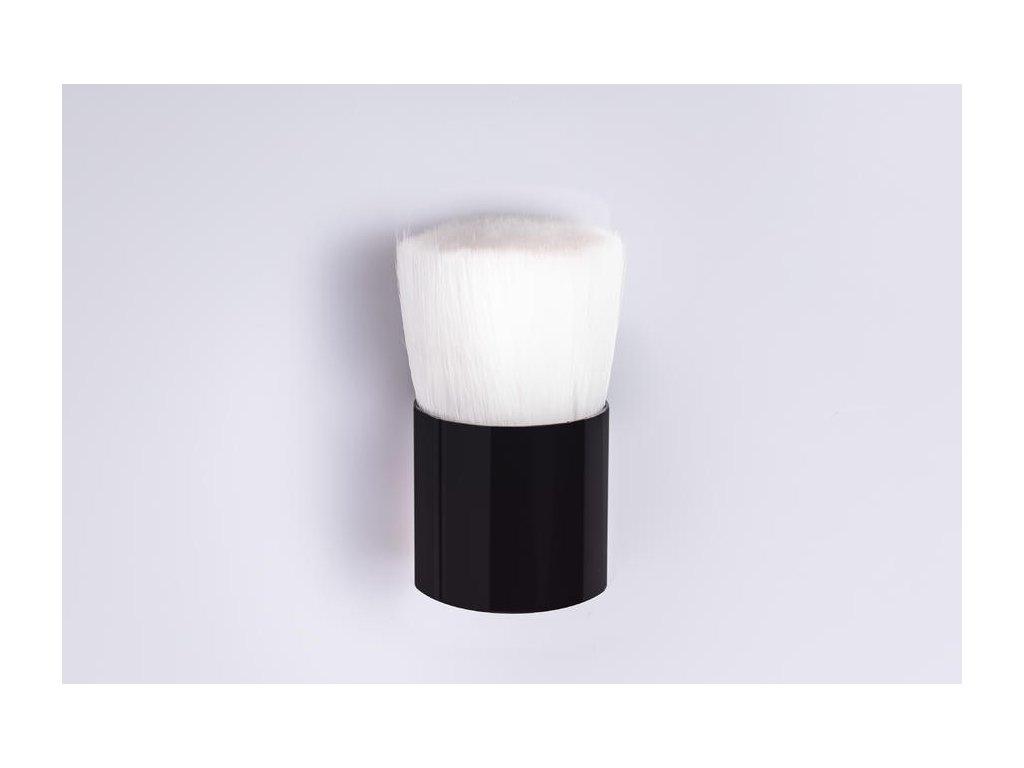 Štětec mini Kabuki soft (syntetický vlas)