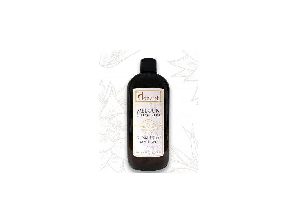 Mycí gel Meloun & Aloe Vera - 500ml