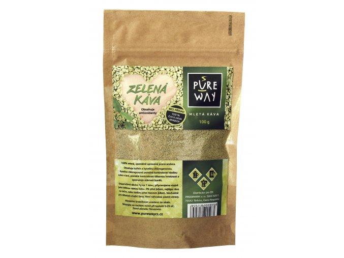 zelená káva 100 g