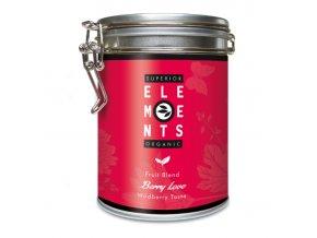 Berry Love BIO, Prémiová řada ELEMENTS 100 gr dóza