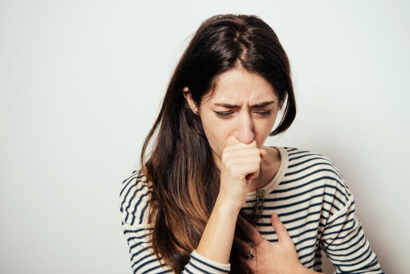 Kašel - jeden příznak - více nemocí