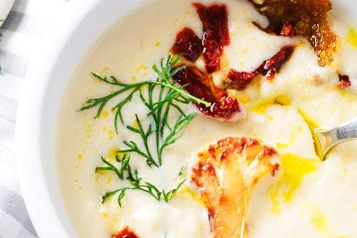 Jak na polévkové krémy