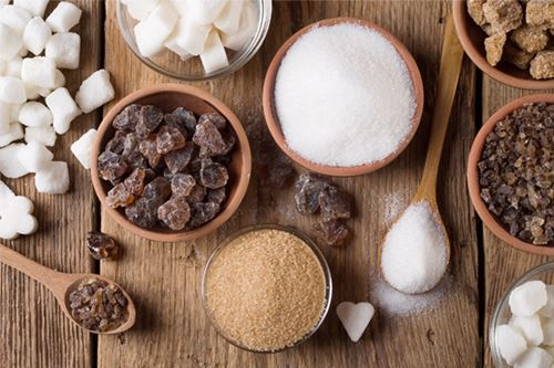 Průvodce zdravými přírodními sladidly