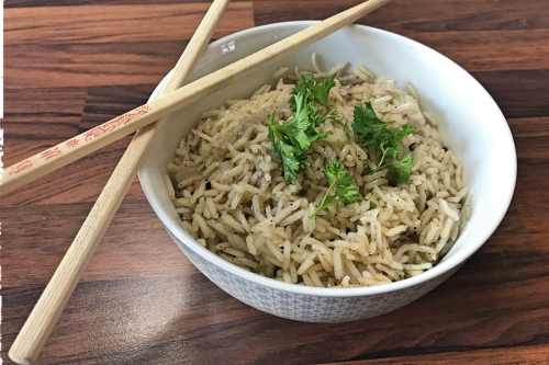 Jak na perfektní rýži?