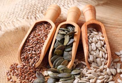 Semínka, semínka. Proč je jíst a nač jsou dobrá?