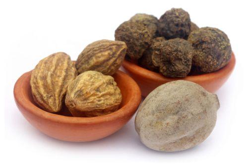 Triphala - kombinace bylin z ájurvédské medicíny