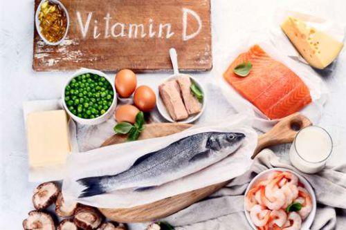 Kolik vitaminu D obsahují ryby?