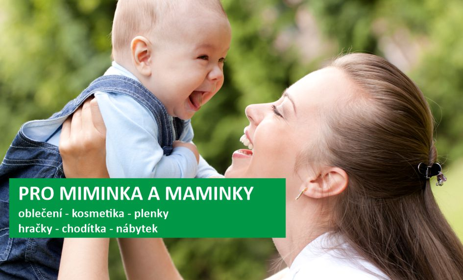 Pro miminka a maminky