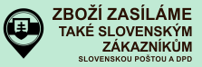 Posíláme i na slovensko