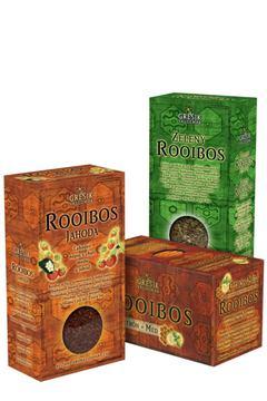 Rooibos čaje