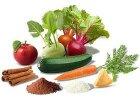 Zeleninové prášky
