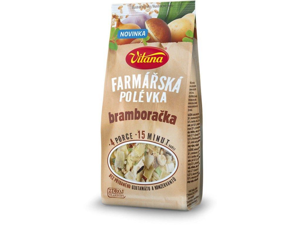 Farmářská polévka bramboračka 86g Vitana