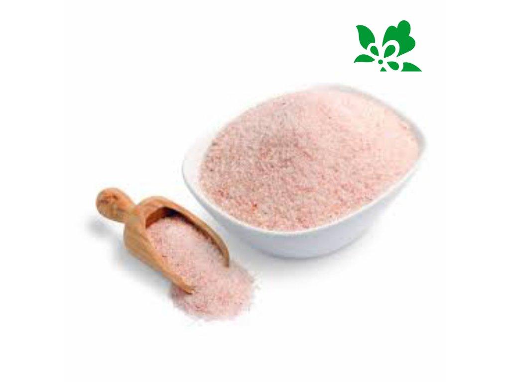 Himálajská sůl růžová Puritas® jemně mletá 1000g  Doy-pack ZIP