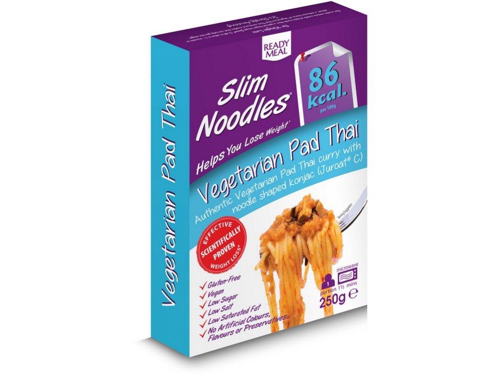 Vegetariánské Phad Thai 250g Slim Pasta