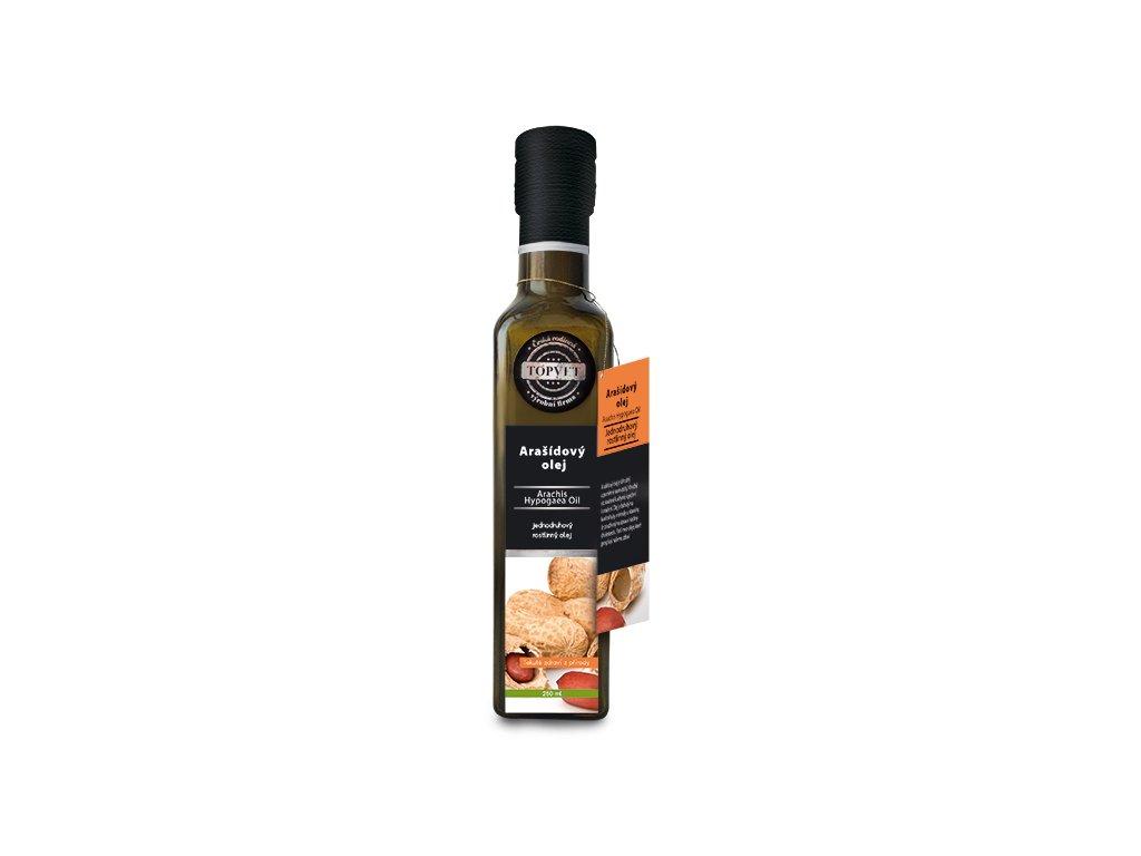 AKCE TOPVET Arašídový olej 250ml