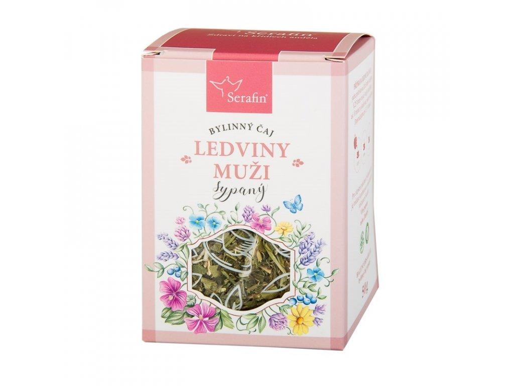 Ledviny muži bylinný čaj sypaný