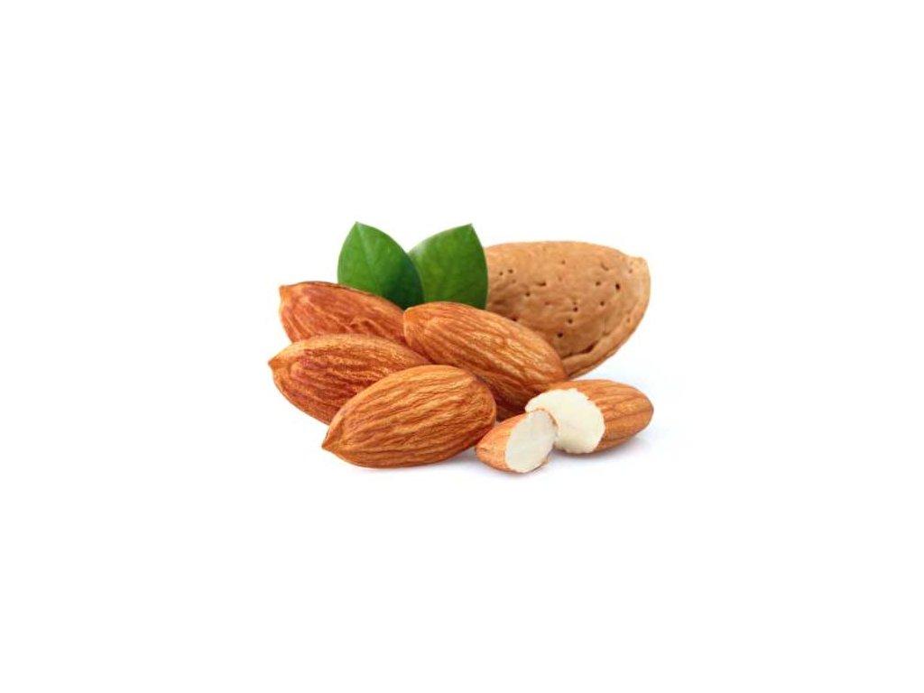 AKCE Mandle natural 27/30 1000g Gastrop