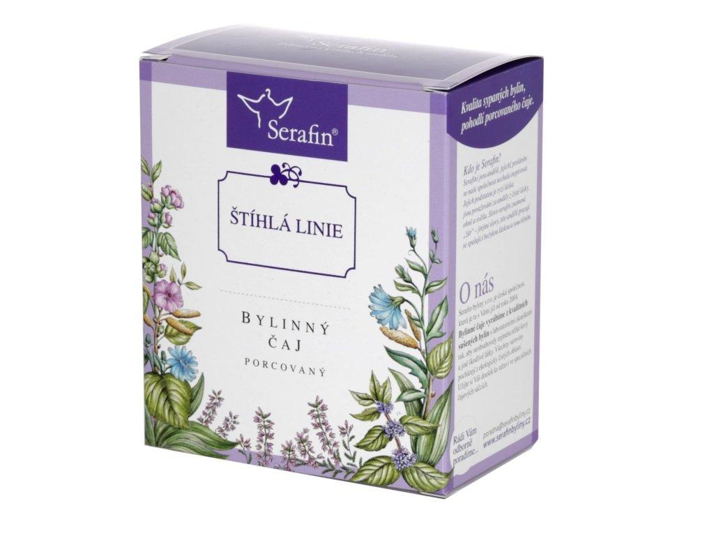Štíhlá linie bylinný čaj porcovaný