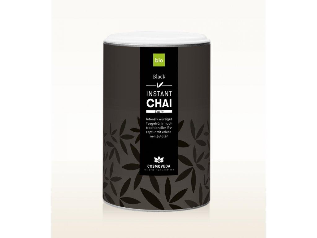 CHAI LATTE BIO instantní nápoj - černý čaj 200 g COSMOVEDA