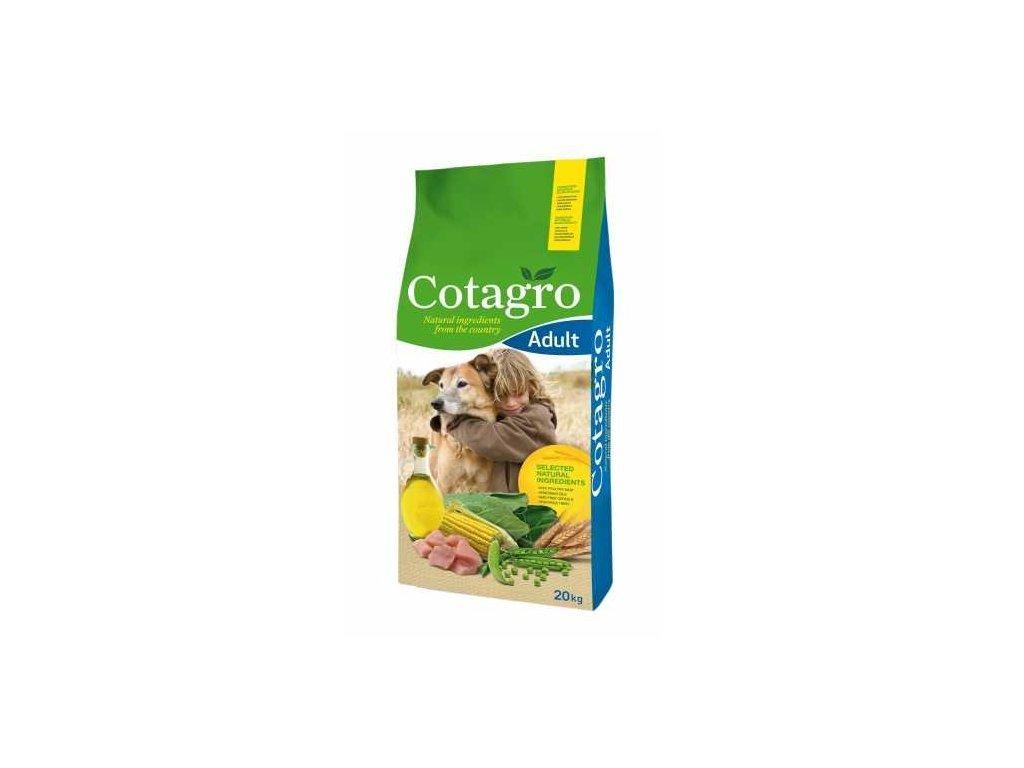 Cotagro Dog Adult 10 kg - SLEVA 20 % (poškozený obal)