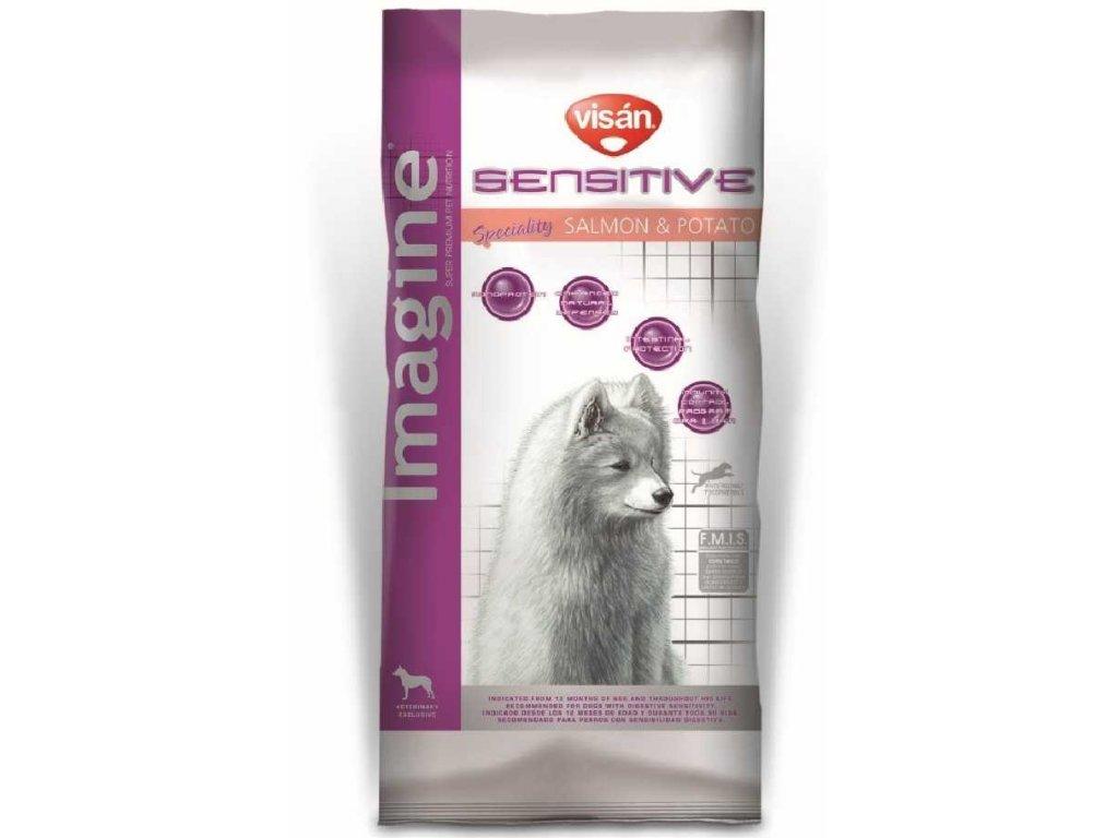 Imagine Dog Sensitive Losos 1 kg