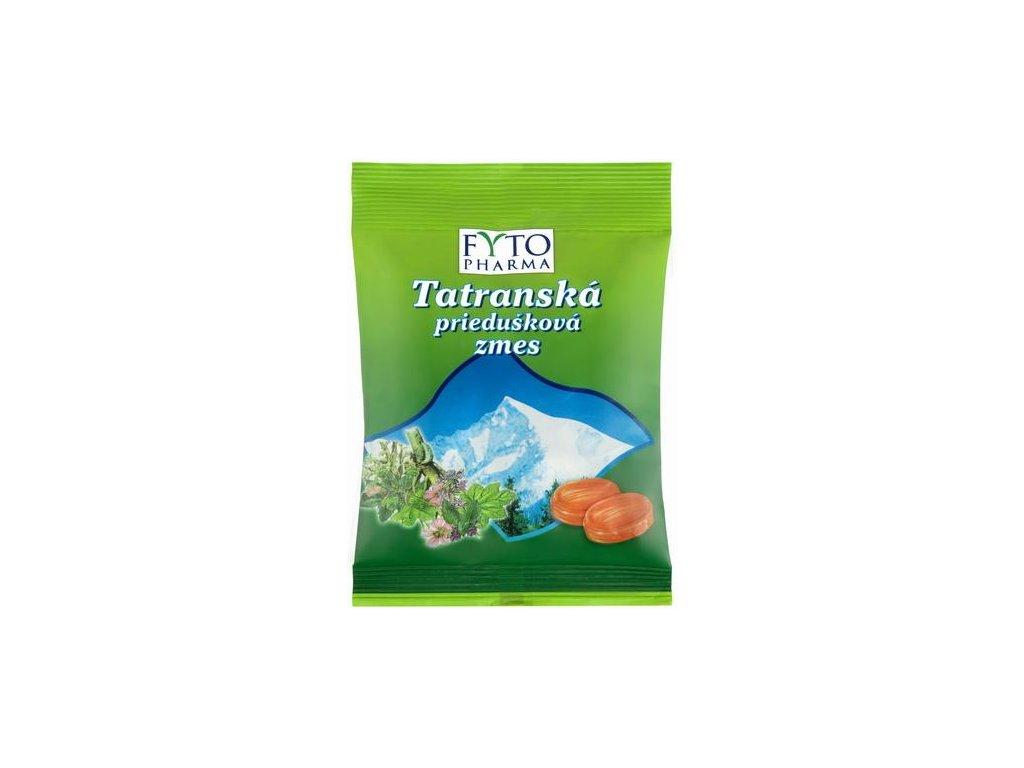 Tatranská průdušková směss® bylinný drops