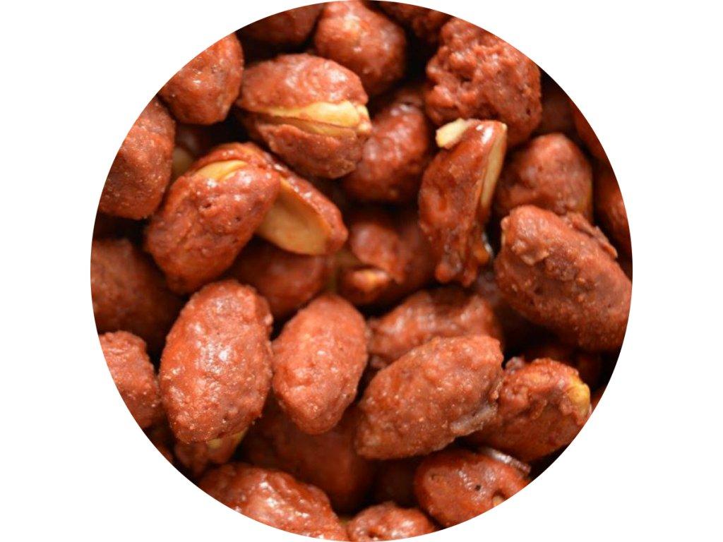 Arašídy v cukru Puritas® 500g Doy-pack ZIP
