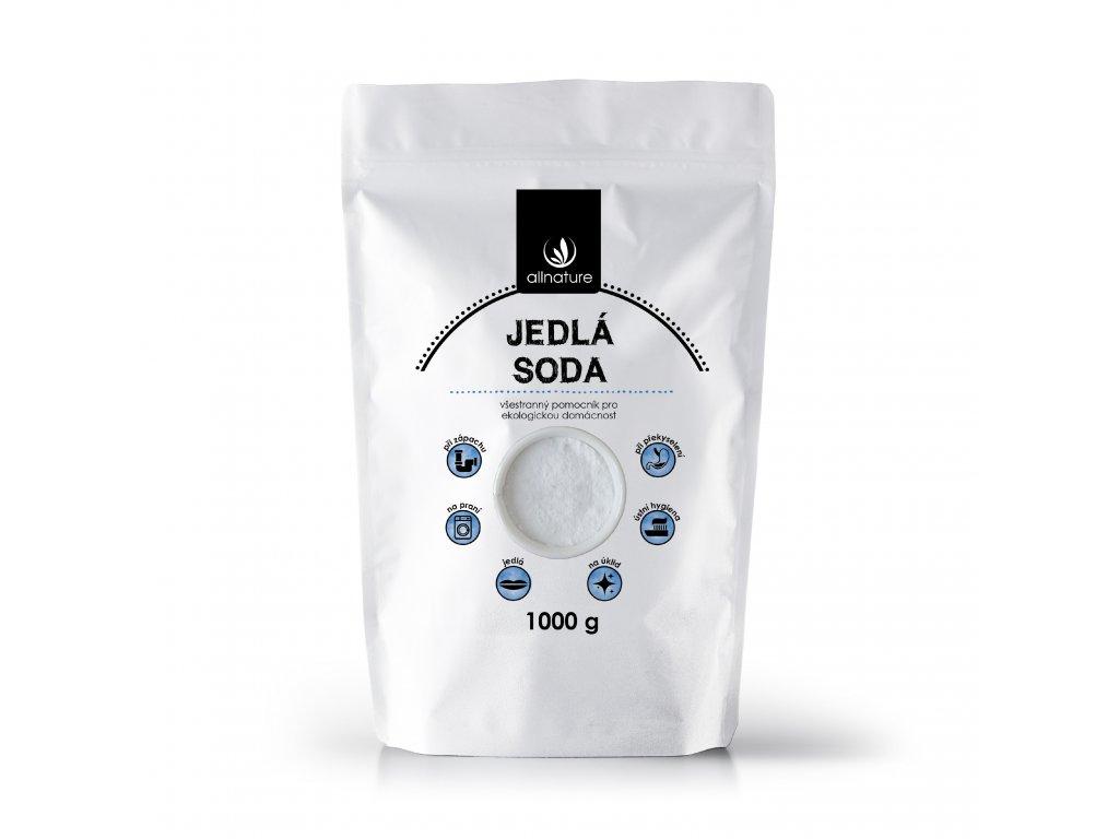 Akce Allnature Jedlá soda 1000 g
