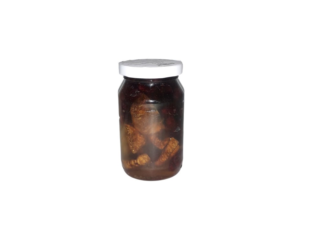 Fíky v medu 220ml sklo Puritas®