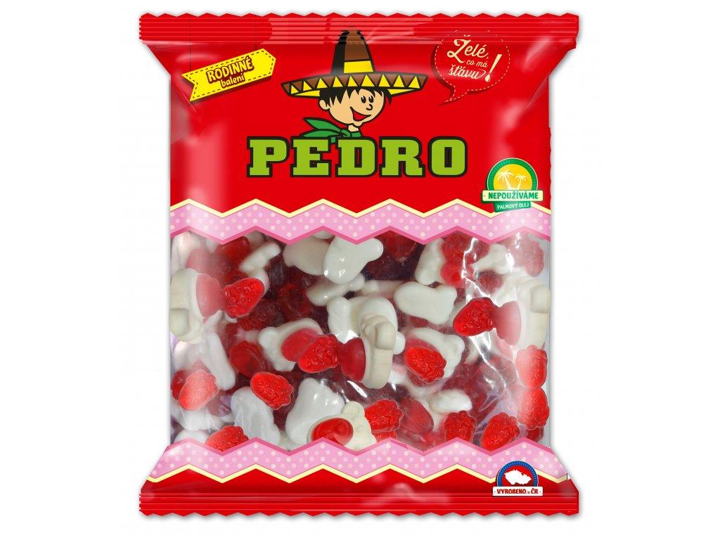 MEDVĚDI NA JAHODÁCH 1000g Pedro