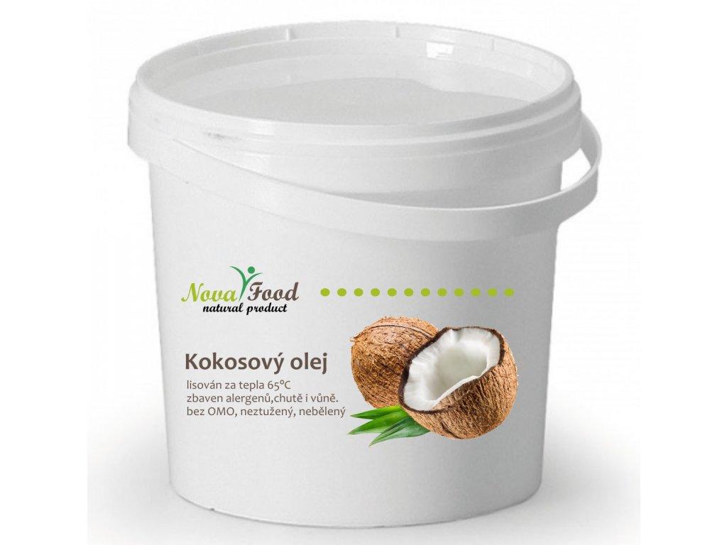 Kokosový olej Novafood 1000ml kbelík