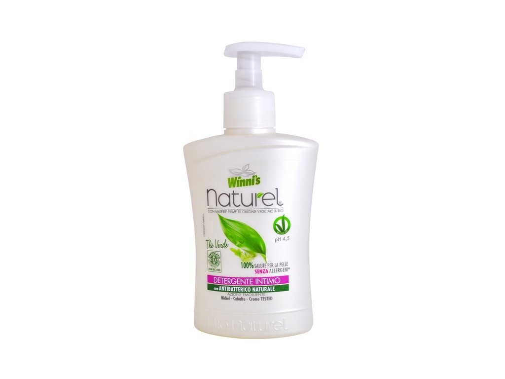 WINNI´S NATUREL Sapone Intimo Thé Verde 250ml