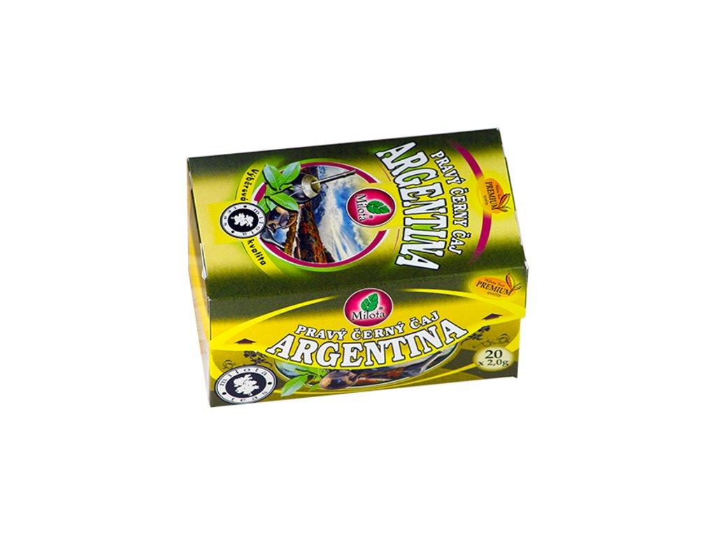 Argentinský černý čaj 40g(20x2g) Černý čaj