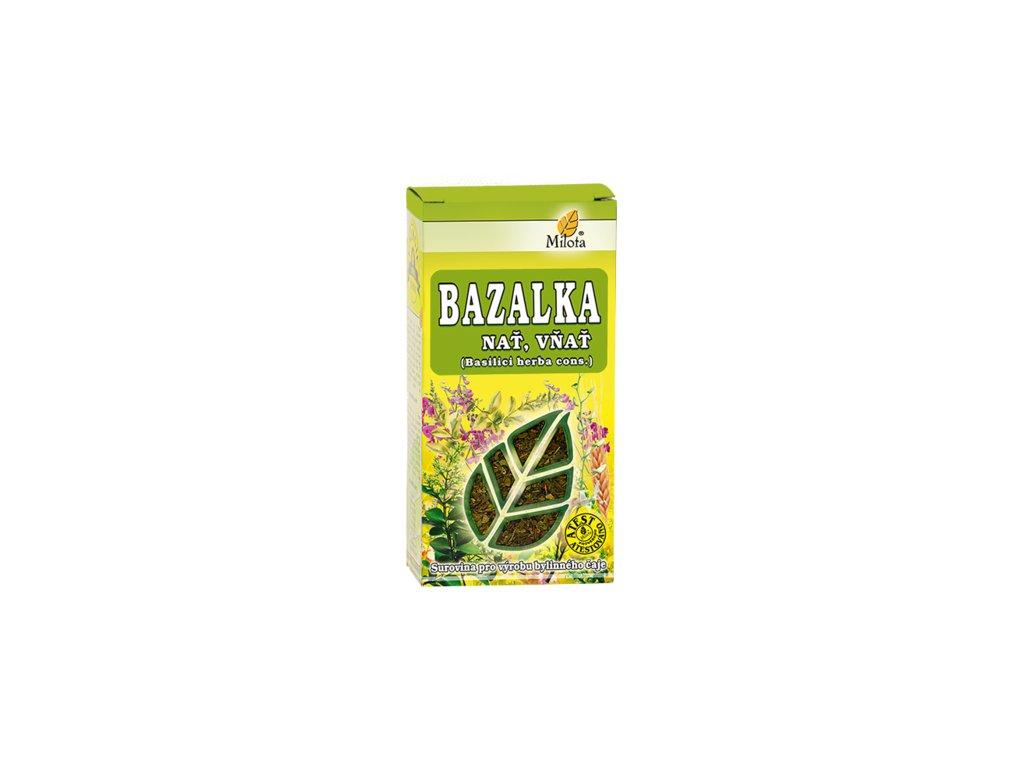Bazalka nať 50g x Ocimum basilicum herba cons.