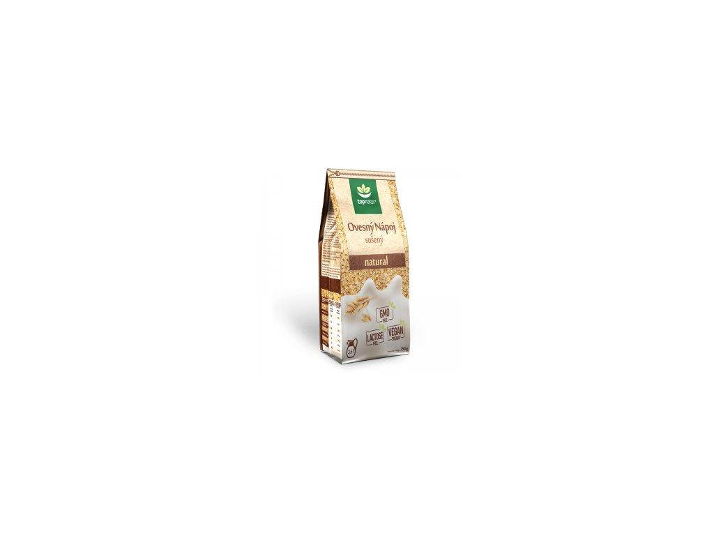 Ovesný nápoj TOPNATUR - 350g sáček