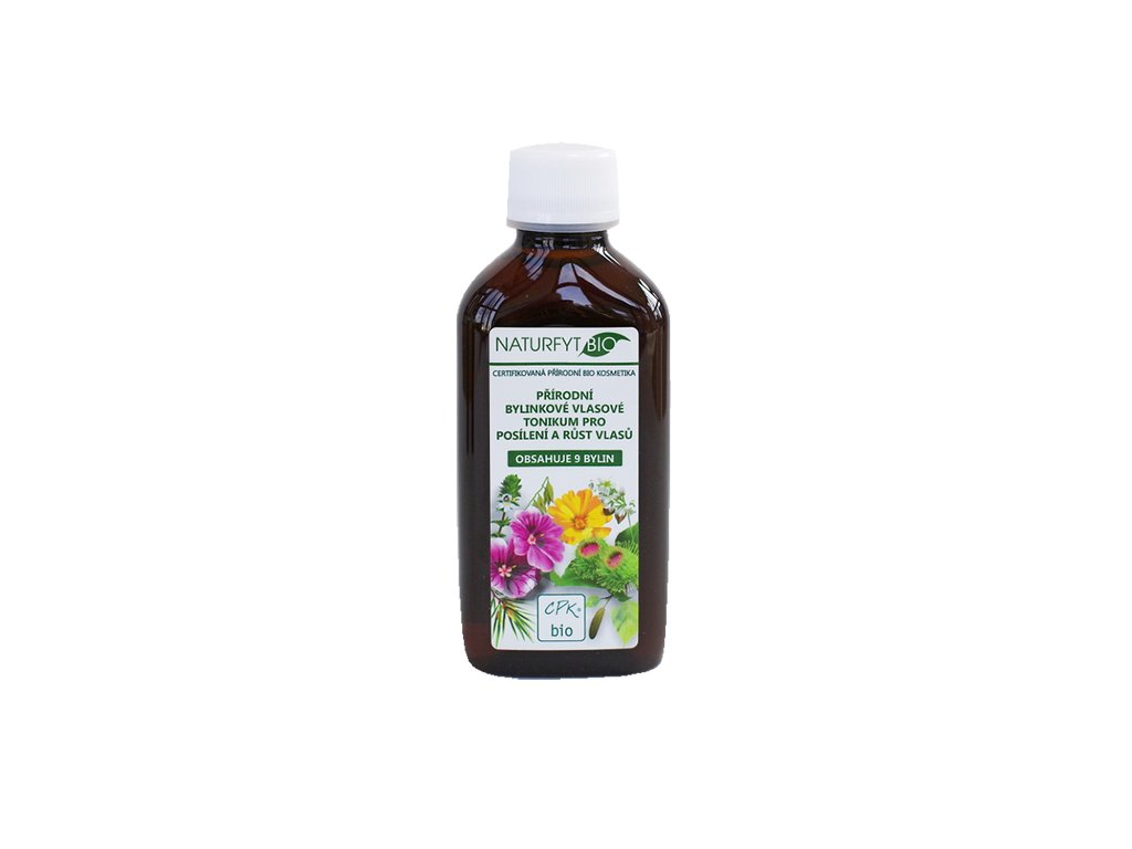 Akce Přír.bylin.vlas.tonikum (Naturfyt CPK) 200 ml