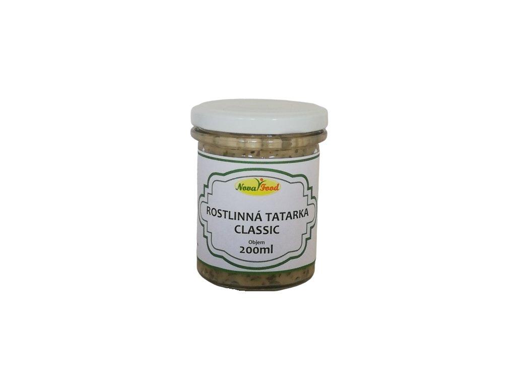 Kopřivová Rostlinná tatarka CLASSIC 200ml Novafood