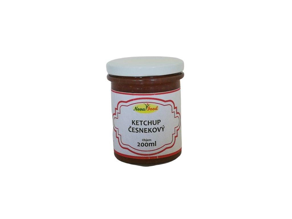 kečup česnek