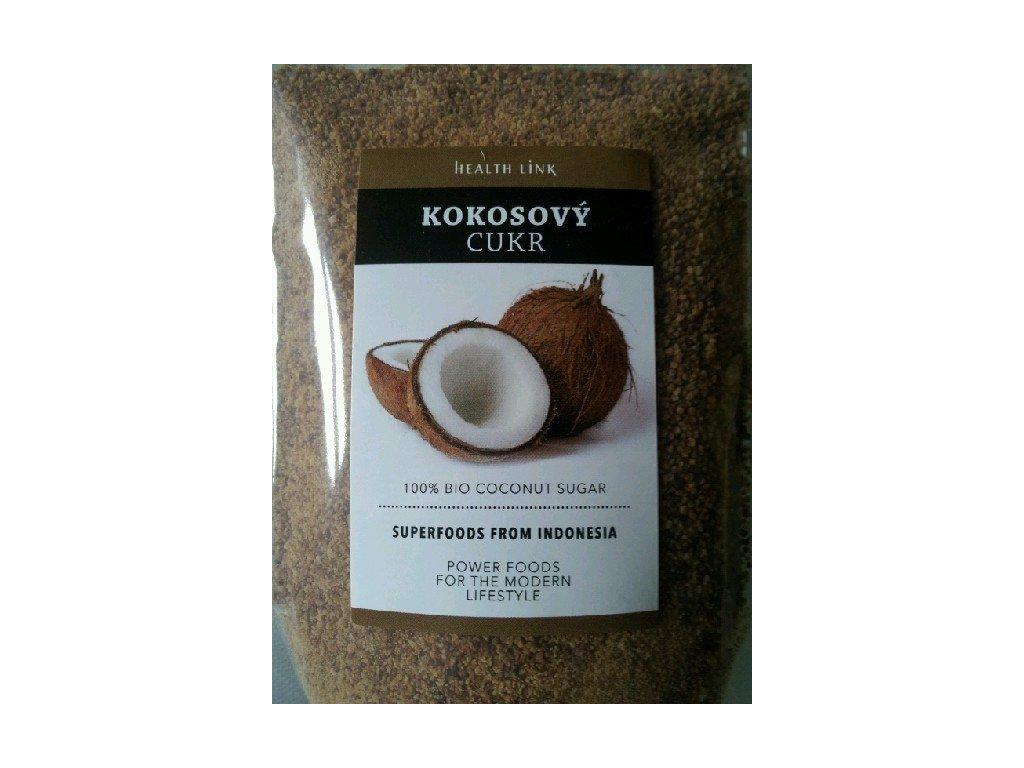 health link bio kokosovy cukr 100g