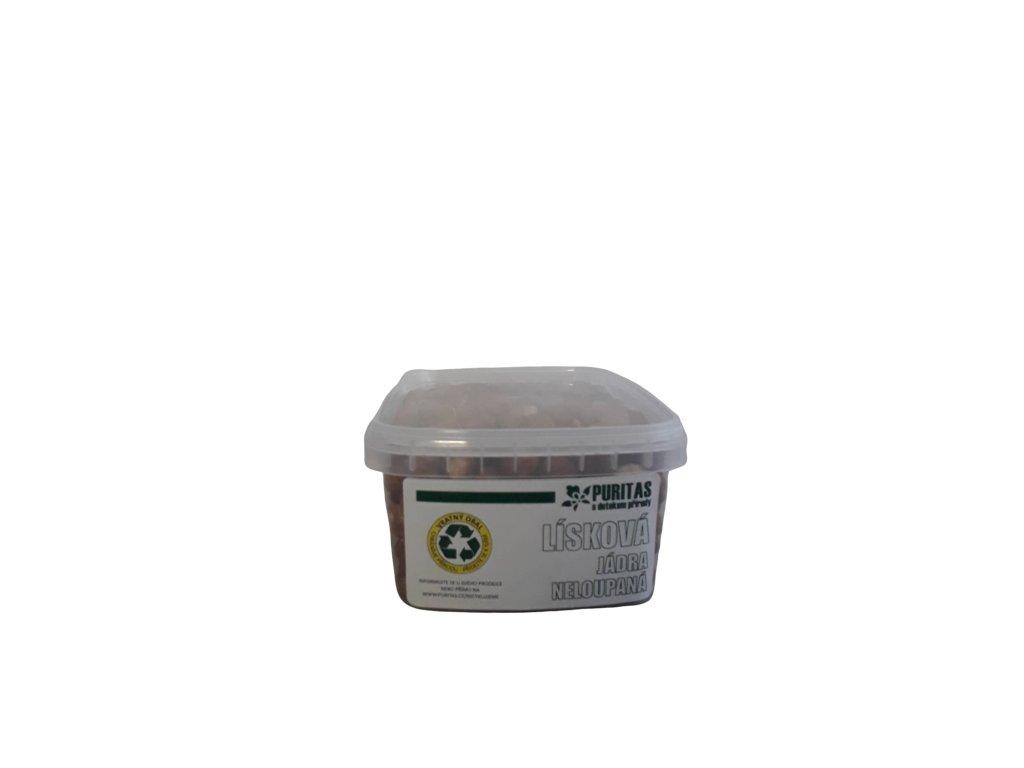 Lískový oříšek natural Puritas® 700g VRATNÝ OBAL